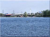 SJ7993 : Sale Water Park by David Dixon