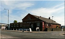 SJ9495 : Hyde Snooker and Social Club by Gerald England