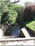 SO8896 : Merryhill Brook at Warstones by John M