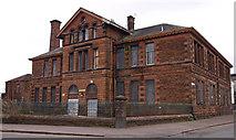 NS5565 : Broomloan Road School, Govan by wfmillar