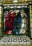 SE7170 : Stained glass window in the chapel at Castle Howard by pam fray