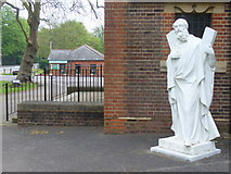 SU8652 : St Andrew, Aldershot by Colin Smith