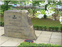 SU8753 : Army Catering Corps Memorial by Colin Smith