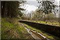 SD6915 : A sluiceway to Delph reservoir by Ian Greig