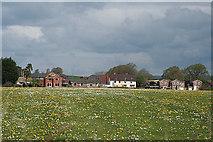 ST0107 : Cullompton: towards Tiverton Road by Martin Bodman