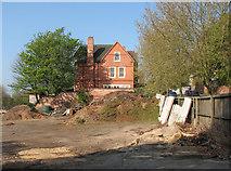 SK5639 : Sedgeley House, The Park Estate by John Sutton