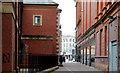 J3374 : Bank Street, Belfast (3) by Albert Bridge