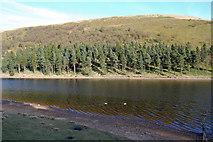 SK1693 : Hope Woodlands : Howden Reservoir by Ken Bagnall