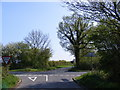 TM3263 : Lodge Road, Cransford by Adrian Cable