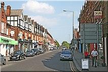 TQ2160 : Upper High Street by Hugh Craddock