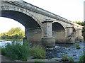 NZ0561 : Bywell Bridge, Bywell by Stephen Richards