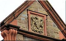 J3374 : Former police station, Belfast (4) by Albert Bridge