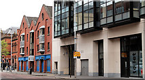 J3474 : Chancery House, Belfast by Albert Bridge