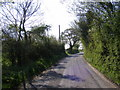 TM3361 : Church Road,  Great Glemham by Adrian Cable