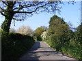 TM3463 : Grange Road,Sweffling by Adrian Cable