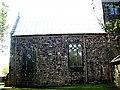 NZ3365 : Eastern end of St Paul's Church, Jarrow by Stanley Howe