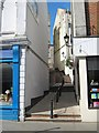 TQ8009 : Alleyway off King's Street by Oast House Archive