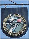TR3352 : Betteshanger, Finglesham, Ham and Northbourne Village Sign by David Anstiss