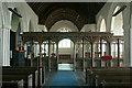 SX8050 : Blackawton: St Michael's church, rood screen by Martin Bodman