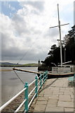 SH5837 : Promenade, Portmeirion by Christine Matthews