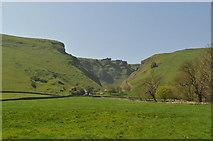 SK1382 : Winnatts Pass near Castleton, Derbyshire by Ashley Dace