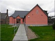 NN1073 : Episcopal Church, Fort William by Kenneth  Allen