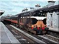 N0341 : Passenger train at Athlone (Midland) station by The Carlisle Kid