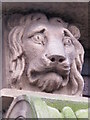 NZ2464 : Lion's head above the entrance to The Northumberland Arms, Prudhoe Chare, NE1 by Mike Quinn