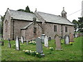 NY4536 : St James' Church, near Hutton in the Forest by M J Richardson