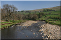 NY6949 : River South Tyne by Peter McDermott