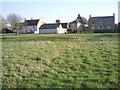 TL2966 : Hilton village green by Marathon