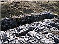 SN8393 : Cyfartha lead mine - wheel pit by Rudi Winter