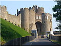TR3241 : Dover Castle by Colin Smith