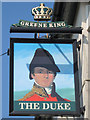 TQ8010 : The Duke sign by Oast House Archive