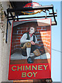TR0160 : Chimney Boy sign by Oast House Archive