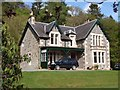 NN9063 : Large house by Graeme Smith