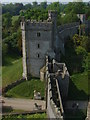TQ0107 : Arundel Castle by Alan Hunt