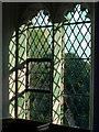 SS8814 : Window, Templeton church by Derek Harper