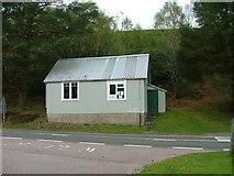 NM7682 : Lochailort Church of Scotland by Dave Fergusson