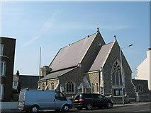TR3751 : The Church of St. Saviour, Lower Walmer by David Anstiss