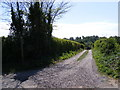 TM3558 : Footpath to Stone Common by Geographer