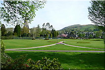 NY3704 : White Platts Recreation Ground by Graham Horn