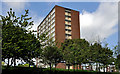 J3477 : Ross House, Belfast by Albert Bridge