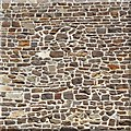 TQ2250 : Bargate stone, Buckland church by Stefan Czapski