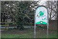 TQ2497 : Entering Hadley Green on the LOOP by N Chadwick