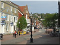 TQ4110 : Cliffe High Street, Lewes by Malc McDonald