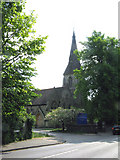 TQ3355 : Caterham:  Church of St. Mary the Virgin by Dr Neil Clifton