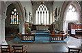 SU9643 : St Peter & St Paul, Godalming, Surrey - Chancel by John Salmon