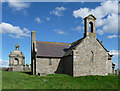 NZ0455 : St Andrew and Hopper mausoleum near Kiln Pit Hill by Stephen Richards