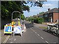 SU6353 : Working on the gas main by Sandy B